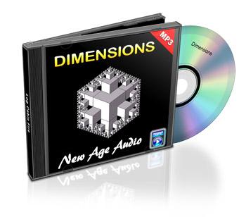 Now Age Books - SoundScapes Audio Tracks - Dimensions - nowagebooks.com