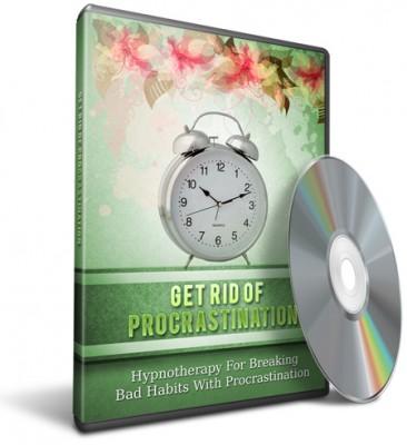 Now Age Books - Self Help Audio Tracks - Get Rid of Procrastination - nowagebooks.com