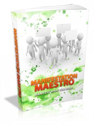 Now Age Books - Manifestation Maestro - nowagebooks.com