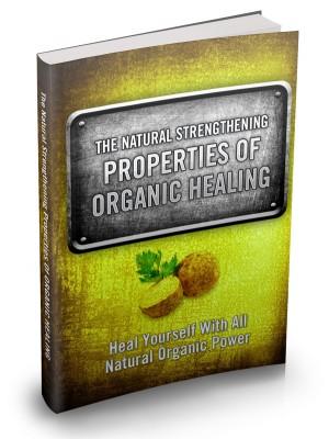 Now Age Books - Organic Healing Properties - nowagebooks.com