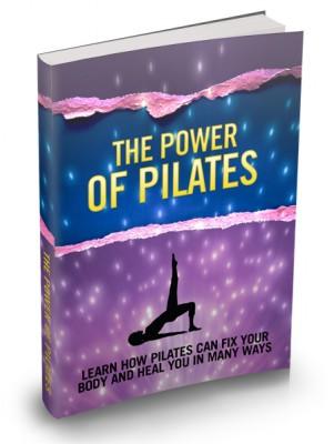 Now Age Books - Power Of Pilates - nowagebooks.com