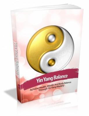 Now Age Books - Yin Yang Balance - nowagebooks.com