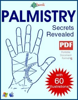 Now Age Books - Palmistry Secrets - nowagebooks.com