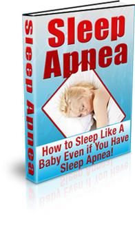 Now Age Books - Sleep Apnea - nowagebooks.com